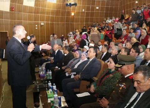 محافظ كفر الشيخ: القدس عربية وحتما سينتصر الحق الفلسطيني