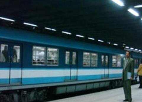 """ناظر محطة """"مترو الشهداء"""": قطارات احتياطية تحسبا للتكدس في شم النسيم"""