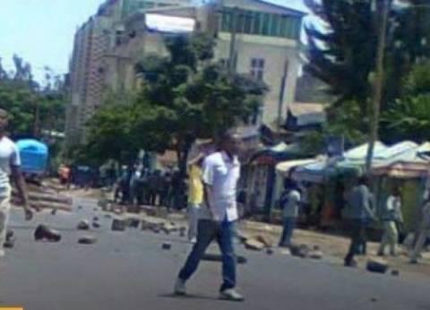 الجيش الإثيوبي ينقذ 23 إسرائيليا أثناء مناوشات محلية بمقر الوكالة اليهودية