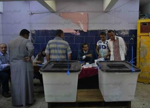 مشادات بين أحد المرشحين والناخبين في لجنة بالخانكة لتعديه لفظيا عليهم