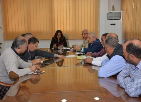 تفاصيل تنظيم قافلة سكانية شاملة غدا بالسنانية في دمياط