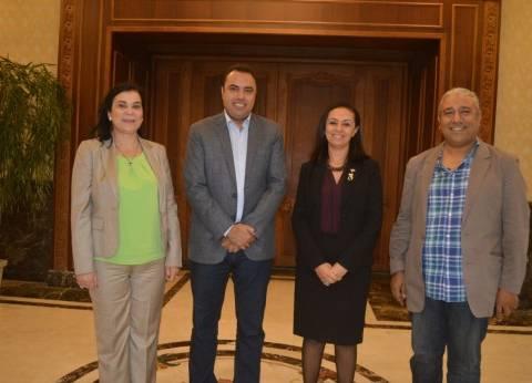 بروتوكول تعاون بين المجلس القومي للمرأة ومهرجان أسوان الدولي للأفلام