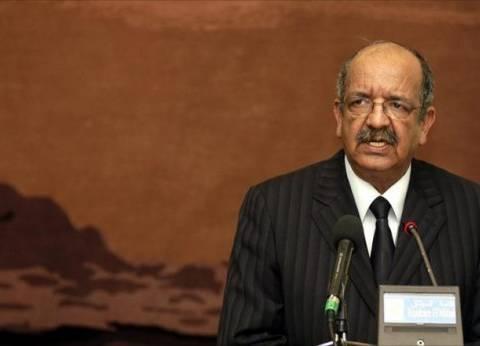 وزير الخارجية الإثيوبي يلتقي نظيريه الجزائري والصومالي