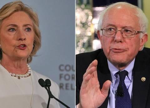 استطلاع رأي: ساندرز يقلص الفارق بينه وبين كلينتون قبيل انتخابات نيويورك