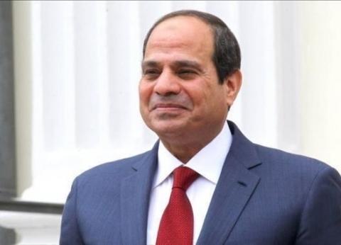 """السيسي يستقبل وزير الدفاع القبرصي على هامش معرض """"إيديكس 2018"""""""