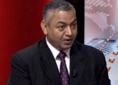 """محمود بكري يصل """"عمومية الصحفيين"""" ويسجل في كشوف الحضور"""