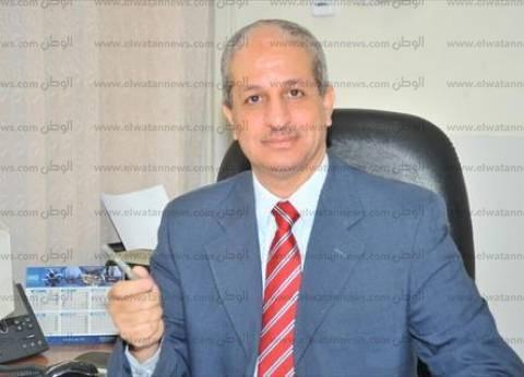 جمال عسكر: العامل البشري وراء 90% من حوادث الطرق في مصر