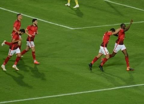 شوط أول سلبي بين الأهلي والنجمة في البطولة العربية