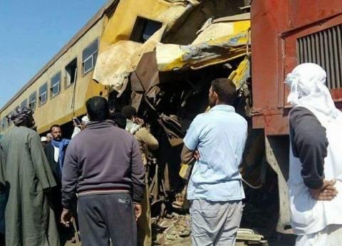 غادة والي توجه بتقديم الدعم اللازم لأسر ضحايا ومصابي قطاري البحيرة