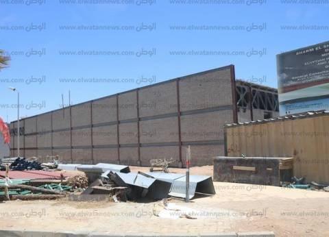 رفع طاقة مطار شرم الشيخ الدولي لاستيعاب 10 ملايين راكب في العام