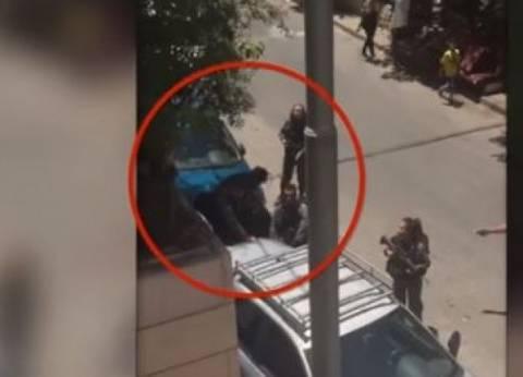 فيديو| كيف تعمد جنود الاحتلال الإسرائيلي كسر يد شاب مقدسي؟