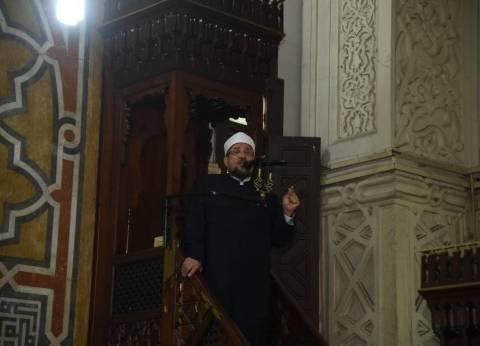 وزير الأوقاف: إلقاء مخلفات الذبح بالطرق ليس من أخلاق الإسلام