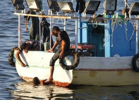 البحرية الإسرائيلية تعتقل صيادين فلسطينيين قبالة شواطىء غزة
