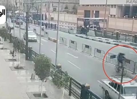 """مدير مستشفى """"الحسين"""": حالات مصابي حادث """"الدرب الاحمر"""" الإرهابي مستقرة"""
