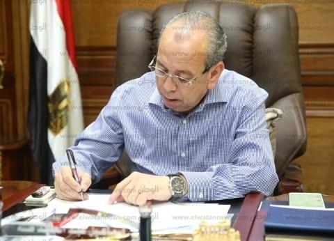 اعتماد طرح أعمال الإنارة بمدينة كفر الشيخ في مناقصة بـ2.3 مليون جنيه