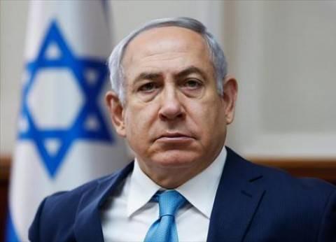نتنياهو يبرر استخدام القوة على الحدود مع غزة