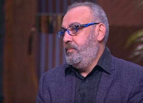 """خالد الحجر: فيلم """"جريمة الإيموبيليا"""" مستوحاة من واقعة قتل حقيقية"""