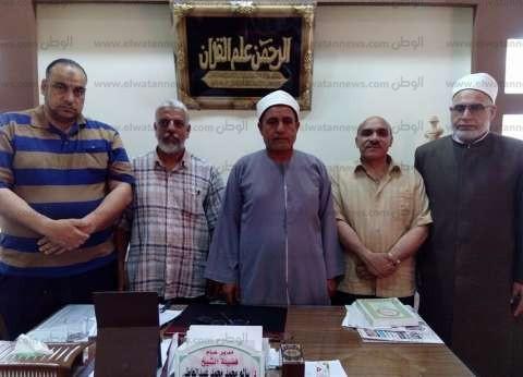 لجنة من قطاع المعاهد الأزهرية تتفقد امتحانات الشهادات في مطروح