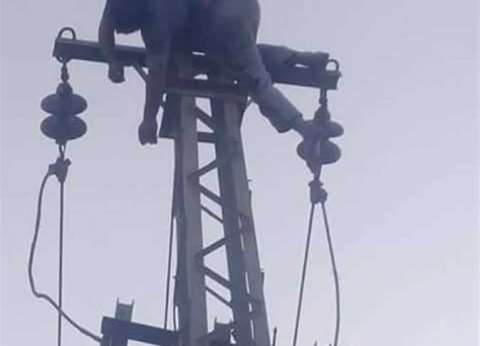 مصرع طفل صعقا بالكهرباء في قرية عمر مكرم بالبحيرة