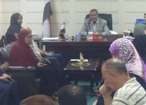 """مدير عام """"المياه الجوفية"""" بجنوب سيناء يطالب بالحفاظ على أملاك الدولة"""