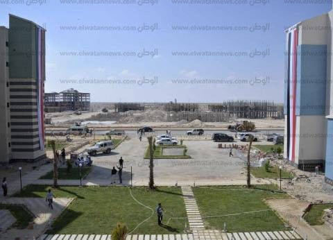 «العلمين الجديدة»: مدينة متكاملة فى قلب الصحراء