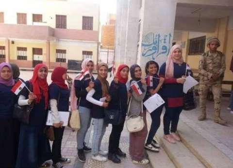 """""""إعلام بنها"""": تزايد أعداد الشباب المشاركين في الانتخابات"""