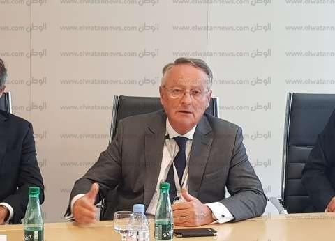 """""""كريدي أجريكول- مصر"""": """"المركزي"""" لعب دورا قويا في الإصلاح الاقتصادي"""