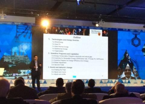 """أحمد عماد: """"التأمين"""" هو حل المنظومة الصحية في مصر"""