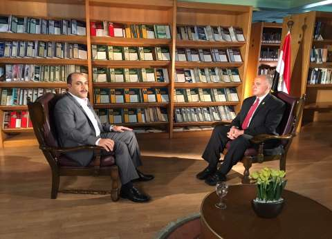 """الليلة.. وزير الري في ضيافة محمد الباز على """"90 دقيقة"""""""