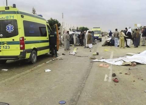 مصرع طفلة صدمتها سيارة بمركز دار السلام في سوهاج