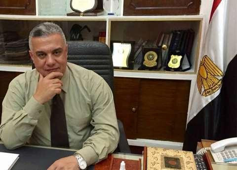وكيل صحة الإسكندرية يصل النيابة للتحقيق معه في جرائم فساد