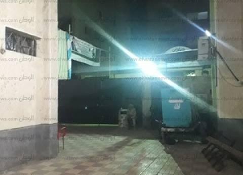 قوات الأمن تغلق مقرات اللجان الانتخابية ببولاق الدكرور