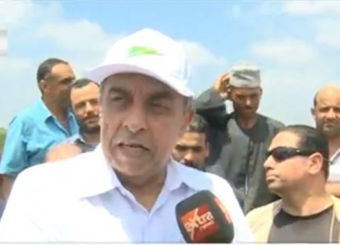 وزير الزراعة: ننتظر نتائج تجربة زراعة الأرز الجديدة في كفر الشيخ