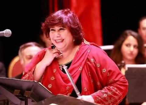 إيناس عبدالدايم تكشف سبب عدم ظهور عمرو دياب على مسرح الأوبرا حتى الآن