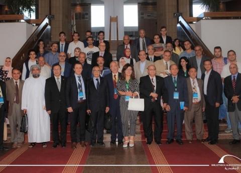 """ختام فعاليات مؤتمر """"العلاقات بين المشرق والمغرب"""" بمكتبة الإسكندرية"""