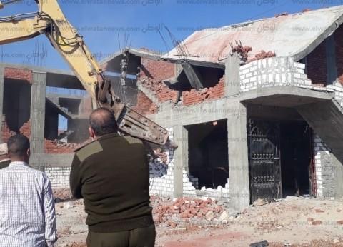 """""""رئاسة القوصية"""": تنفيذ 16 قرارا إزالة وتحرير 115 محضرا تموينيا بأسيوط"""