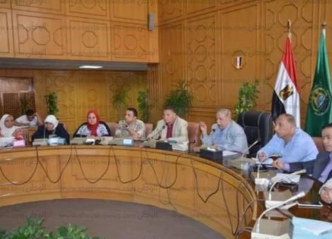 جامعة القناة تنظم مؤتمر البساتين العربي الـ8 أكتوبر المقبل