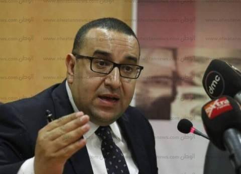 """وائل لطفي لـ""""الوطن"""" سعيد بالعودة لـ""""دريم"""".. وتجربتي في dmc مثمرة"""