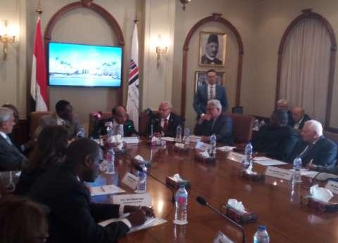 رئيس الجامعة البريطانية: الطلاب الأفارقة خير سفراء لمصر في الخارج