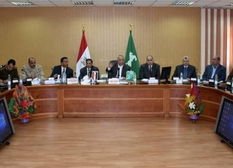 محافظ الشرقية يلتقي برلمانيين لمتابعة تنفيذ المشروعات بالإقليم