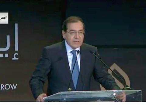 وزير البترول: استئناف تصدير الغاز للأردن بعد انقطاع 5 سنوات
