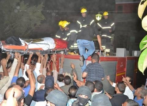 """جامعة الإسكندرية تنعى شهداء """"هجوم رفح"""""""