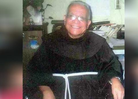 الكنيسة الكاثوليكية تودع الأب يوسف المصري الفرنسيسكاني