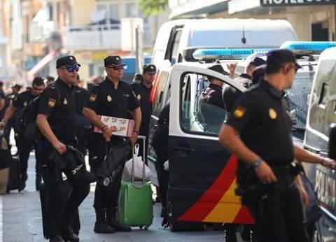 الشرطة الإسبانية تقتل رجلا حاول مهاجمتها بسكين