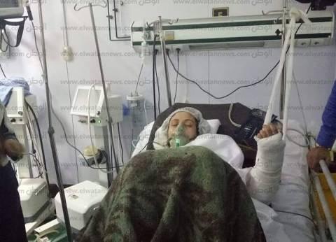 """عاملو مستشفى """"حوش عيسى"""" يطالبون بالتحقيق فى سقوط مشرفة تمريض بغرفة """"الأسانسير"""""""