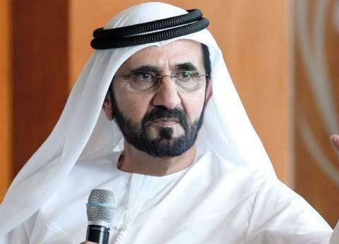 الشيخ محمد بن راشد: الإمارات وشعبها تربوا على حب مصر
