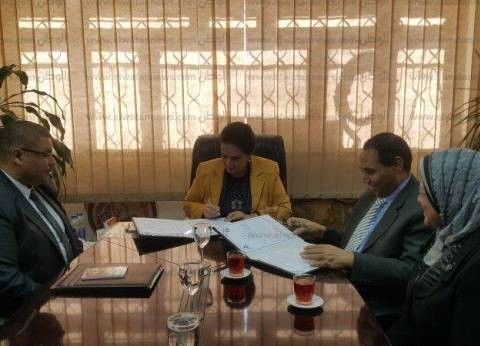 """""""مصر العامة"""" بدمنهور تتعاون مع """"التربية والتعليم"""" على تنظيم أيام ثقافية للطلاب"""