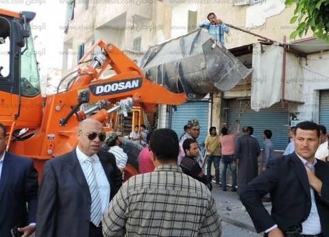 ضبط 52 مخالفة في حملة مرافق في مرسى مطروح