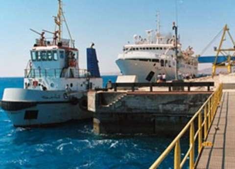 سوء الأحوال الجوية يتسبب في إغلاق ميناء شرم الشيخ