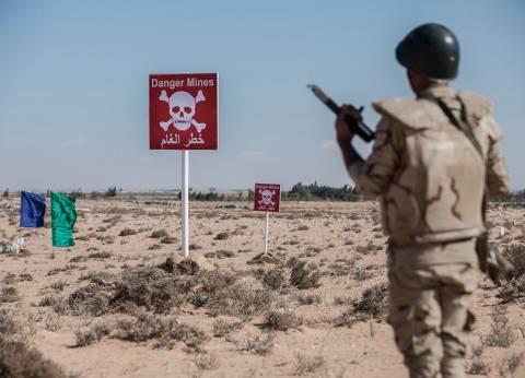 الاتحاد الأوروبي يدعم إزالة الألغام بعد 75 عاما على معارك العلمين